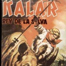 Comics: KALAR REY DE LA SELVA - PRODUCCIONES EDITORIALES - Nº 25. Lote 193275703