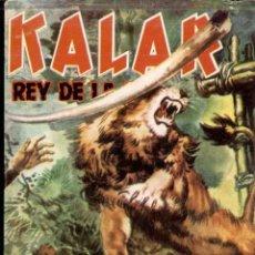 Comics: KALAR REY DE LA SELVA - PRODUCCIONES EDITORIALES - Nº 24. Lote 193275756