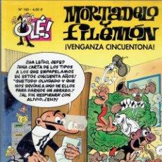Cómics: LOTE DE 10 COMICS MORTADELO Y FILEMON OLE N,180,79,130,49,74,160,47,80,157 Y 60 Y MUCHOS MAS. Lote 193665497