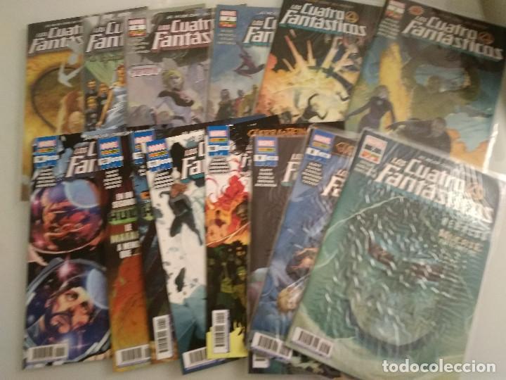 14 PRIMEROS COMICS GRAPA LOS 4 FANTASTICOS SERIE ACTUAL PANINI COMICS (Tebeos y Comics - Comics Colecciones y Lotes Avanzados)
