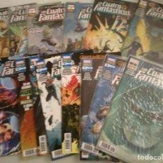 Comics: 14 PRIMEROS COMICS GRAPA LOS 4 FANTASTICOS SERIE ACTUAL PANINI COMICS. Lote 193706792