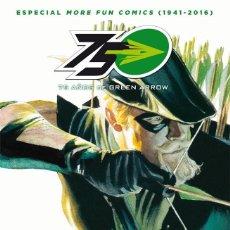 Cómics: 75 AÑOS DE GREEN ARROW - ESPECIAL MORE FUN COMICS - (1941 - 2016) ECC EDICIONES. Lote 193734863