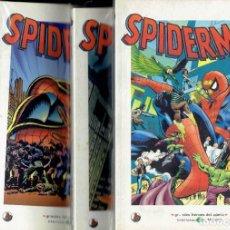 Cómics: COLECCION GRANDES HEROES DEL COMIC MARVEL COMICS SPIDERMAN N,1,2,3 Y 4. Lote 193787310
