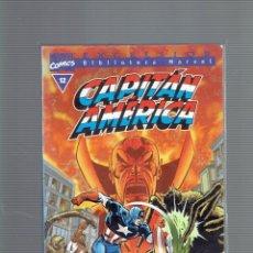 Cómics: COLECCION GRANDES HEROES DEL COMIC MARVEL COMICS CAPITAN AMERICA N,12. Lote 193788246