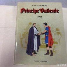 Cómics: PRINCIPE VALIENTE, JOHN CULLEN MURPHY, PLANETA AGOSTINI, TOMO DE 1981. Lote 193883917