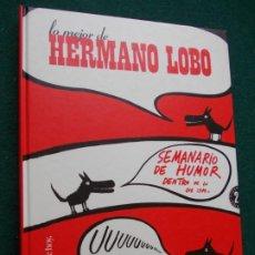 Cómics: LO MEJOR DE HERMANO LOBO. Lote 193900186