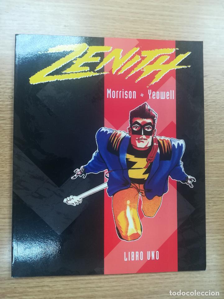 ZENITH #1 (DUDE) (Tebeos y Comics - Comics otras Editoriales Actuales)