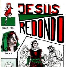Cómics: JESÚS REDONDO. MAESTROS DE LA HISTORIETA-21 (1994). Lote 193975851