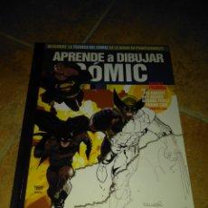 Cómics: APRENDE A DIBUJAR COMICS 2. Lote 194220671