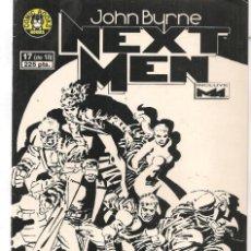 Cómics: NEXT MEN. Nº 17 DE 18. NORMA EDITORIAL. (ST/A4). Lote 194224633