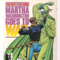 Cómics: MARTHA WASHINGTON GOES TO WAR. Nº 2. FRAN MILLER. NORMA EDITORIAL. (ST/A4). Lote 194225165