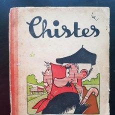 Cómics: IMPOSIBLE TEBEO / CÓMIC LIBRO CHISTES PINÓN Y TELVA DE ALFONSO 1948 ORIGINAL ASTURIAS. Lote 194230486