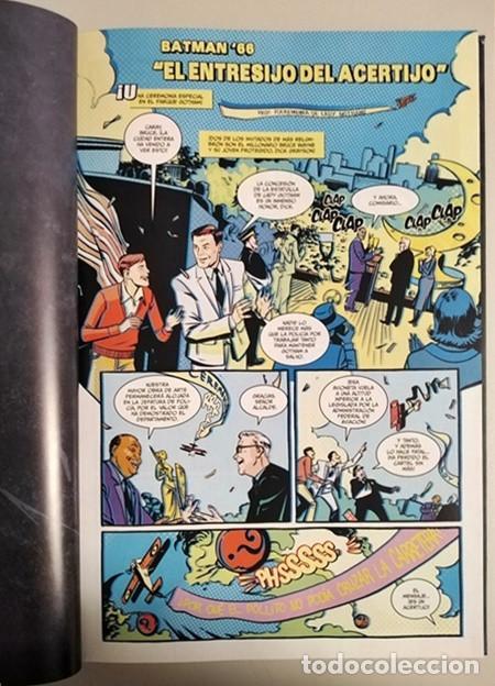 Cómics: Batman 66: El entresijo del Acertijo (Jeff Parker...) / Colección Novelas Gráficas, 76 - 01/2020 - Foto 4 - 194233712