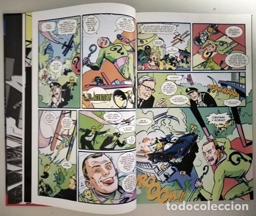Cómics: Batman 66: El entresijo del Acertijo (Jeff Parker...) / Colección Novelas Gráficas, 76 - 01/2020 - Foto 5 - 194233712