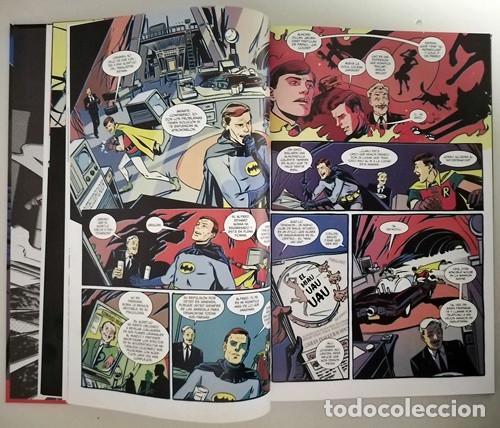 Cómics: Batman 66: El entresijo del Acertijo (Jeff Parker...) / Colección Novelas Gráficas, 76 - 01/2020 - Foto 6 - 194233712