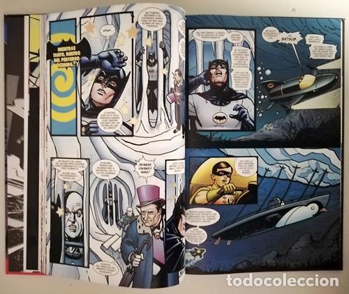 Cómics: Batman 66: El entresijo del Acertijo (Jeff Parker...) / Colección Novelas Gráficas, 76 - 01/2020 - Foto 10 - 194233712