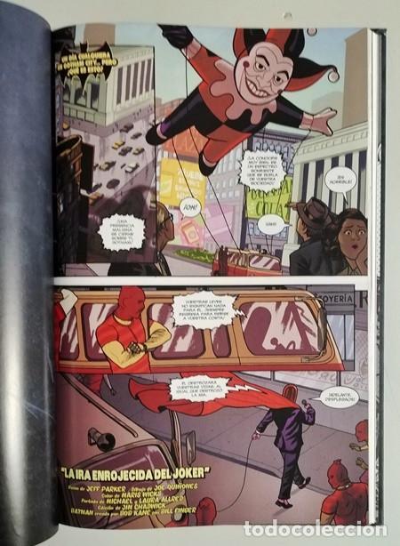 Cómics: Batman 66: El entresijo del Acertijo (Jeff Parker...) / Colección Novelas Gráficas, 76 - 01/2020 - Foto 15 - 194233712