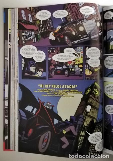 Cómics: Batman 66: El entresijo del Acertijo (Jeff Parker...) / Colección Novelas Gráficas, 76 - 01/2020 - Foto 22 - 194233712