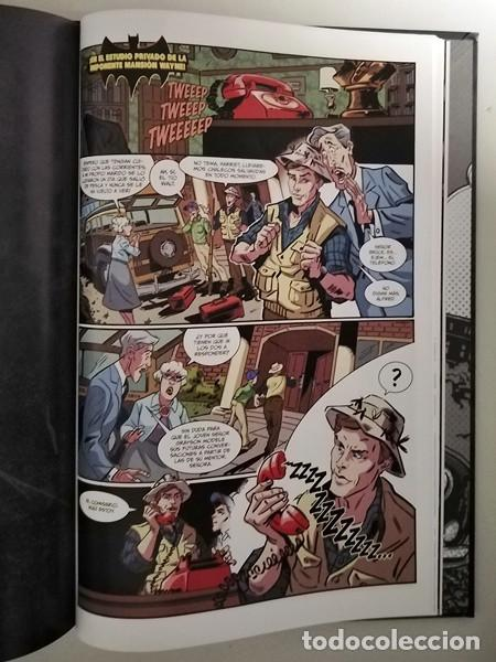 Cómics: Batman 66: El entresijo del Acertijo (Jeff Parker...) / Colección Novelas Gráficas, 76 - 01/2020 - Foto 25 - 194233712