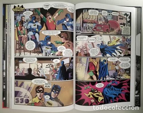 Cómics: Batman 66: El entresijo del Acertijo (Jeff Parker...) / Colección Novelas Gráficas, 76 - 01/2020 - Foto 26 - 194233712