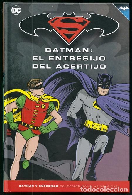 BATMAN '66: EL ENTRESIJO DEL ACERTIJO (JEFF PARKER...) / COLECCIÓN NOVELAS GRÁFICAS, 76 - 01/2020 (Tebeos y Comics - Comics otras Editoriales Actuales)