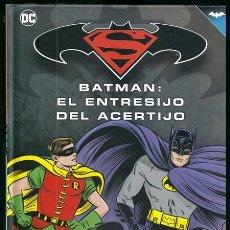 Cómics: BATMAN '66: EL ENTRESIJO DEL ACERTIJO (JEFF PARKER...) / COLECCIÓN NOVELAS GRÁFICAS, 76 - 01/2020. Lote 194233712