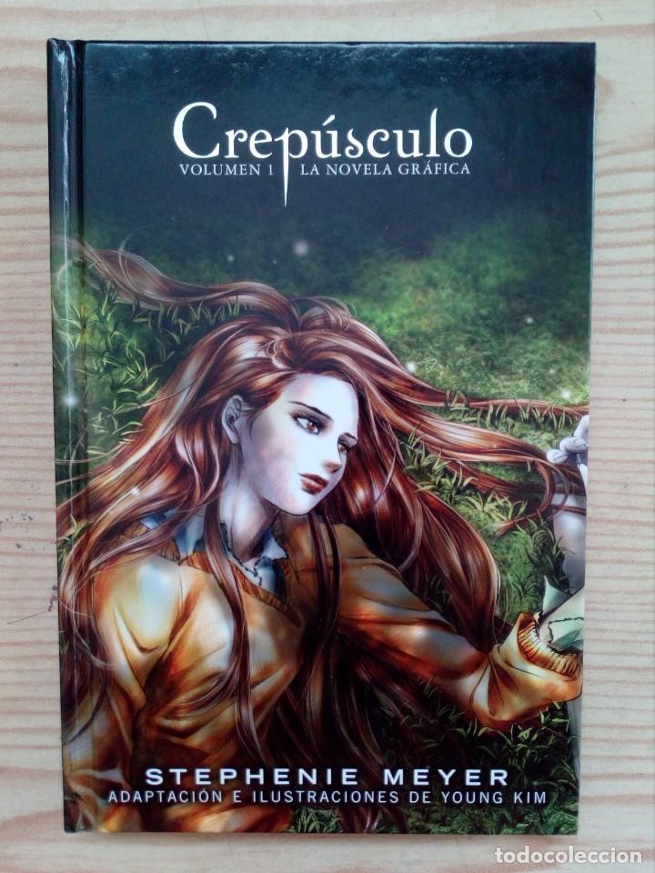 CREPUSCULO - VOLUMEN 1 - LA NOVELA GRAFICA - 2010 (Tebeos y Comics - Comics otras Editoriales Actuales)