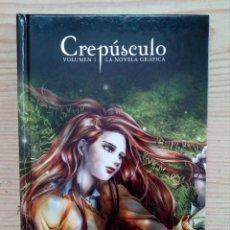 Cómics: CREPUSCULO - VOLUMEN 1 - LA NOVELA GRAFICA - 2010. Lote 194234263
