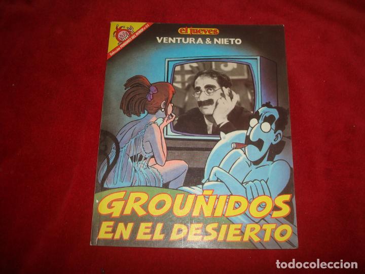PENDONES DEL HUMOR Nº 64 EL JUEVES (Tebeos y Comics Pendientes de Clasificar)