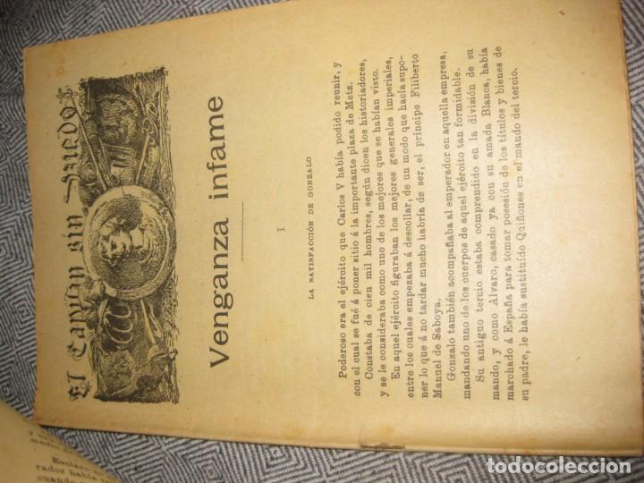 Cómics: el capitan sin miedo . del nº1 al 40 coleccion completa imprenta la iberica . algunos desgaste - Foto 10 - 194243508
