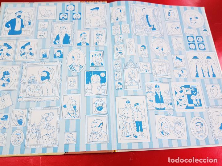 Cómics: COMIC-TINTÍN -LOS CIGARROS DEL FARAÓN-24ªEDICIÓN-2007-NUEVO-VER FOTOS - Foto 5 - 194244162