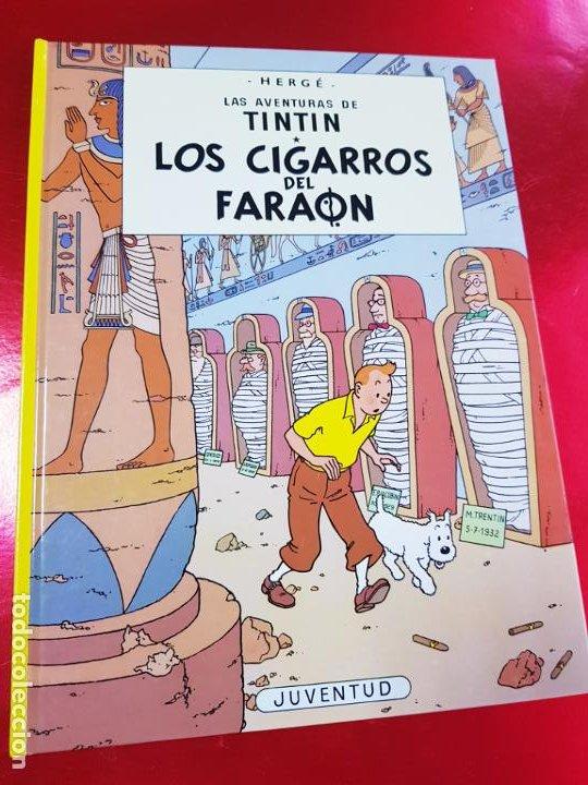COMIC-TINTÍN -LOS CIGARROS DEL FARAÓN-24ªEDICIÓN-2007-NUEVO-VER FOTOS (Tebeos y Comics Pendientes de Clasificar)