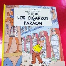 Cómics: COMIC-TINTÍN -LOS CIGARROS DEL FARAÓN-24ªEDICIÓN-2007-NUEVO-VER FOTOS. Lote 194244162