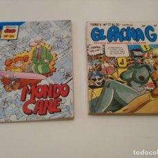 Cómics: EL PACHA G - NºS 17 AL 20 - TOMO V - MONDE CANE , COLECCION EL CUERVO Nº 24. Lote 194254263