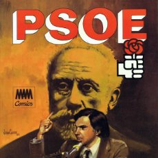 Cómics: PSOE MAM EDICIONES. Lote 194260563