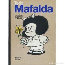 Cómics: TODO MAFALDA. QUINO. VERSION INTEGRAL.. Lote 194262005