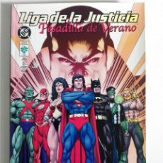 Cómics: LIGA DE LA JUSTICIA: PESADILLA DE VERANO (WAID, NICIEZA, JOHNSON, DARICK ROBERTSON) - ED. VID (1998). Lote 194274938