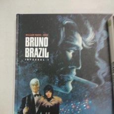 Cómics: BRUNO BRAZIL INTEGRAL TOMO 1 (WILLIAM VANCE / GREG) PONENT MON, 2013. Lote 194281478