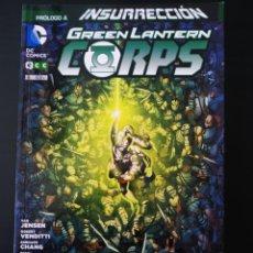 Cómics: EXCELENTE ESTADO GREEN LANTERN CORPS 5 ECC DC COMICS TOMO. Lote 194282255