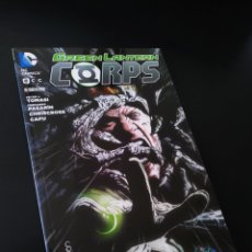 Cómics: DE KIOSCO GREEN LANTERN CORPS 3 ECC DC COMICS TOMO. Lote 194282487