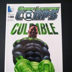 Cómics: DE KIOSCO GREEN LANTERN CORPS 2 ECC DC COMICS TOMO. Lote 194282730