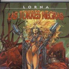 Cómics: COLECCION AZPIRI NUMERO 12: LORNA: LAS TORRES NEGRAS. Lote 194294780