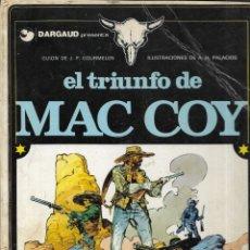 Cómics: *CO24 - CÓMIC WESTERN - EL TRIUNFO DE MAC COY. Lote 194306791
