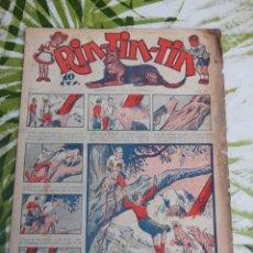 Cómics: COMIC - RIN-TIN-TIN , AÑO VI , Nº 296 . (VER FOTOS ADICIONALES).. Lote 194309421
