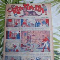 Cómics: COMIC - RIN-TIN-TIN , AÑO VI , Nº 305 . (VER FOTOS ADICIONALES).. Lote 194310467