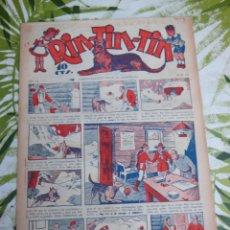 Cómics: COMIC - RIN-TIN-TIN , AÑO VI , Nº 311 . (VER FOTOS ADICIONALES).. Lote 194310916