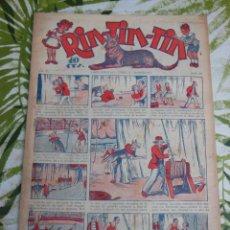 Cómics: COMIC - RIN-TIN-TIN , AÑO VI , Nº 312 . (VER FOTOS ADICIONALES).. Lote 194310986