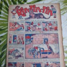 Cómics: COMIC - RIN-TIN-TIN , AÑO VI , Nº 314 . (VER FOTOS ADICIONALES).. Lote 194311070
