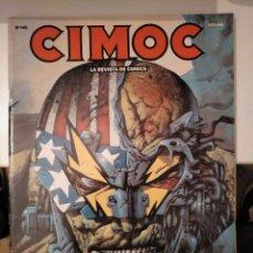 Cómics: CIMOC 146. Lote 194311145
