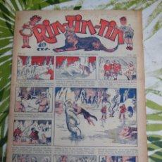 Cómics: COMIC - RIN-TIN-TIN , AÑO VI , Nº 316 . (VER FOTOS ADICIONALES).. Lote 194311212